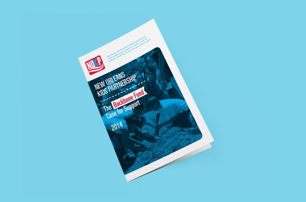 NOKP: brochure, cover