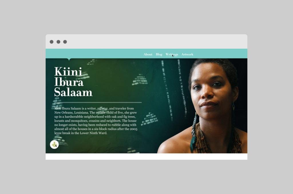 Kiini: website