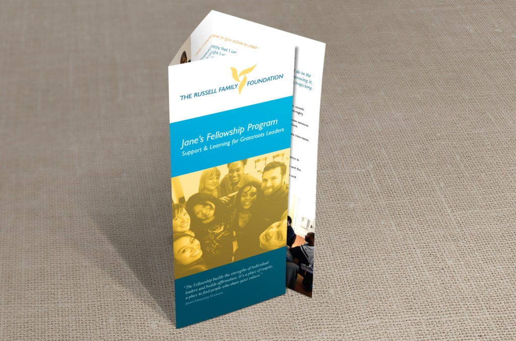 The Russell Family Foundation: brochure